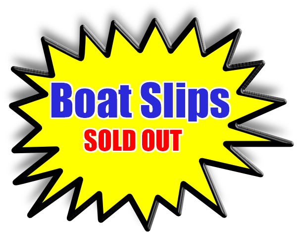 Boat Slips SOLD OUT