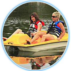 Paddle Boat Rentals